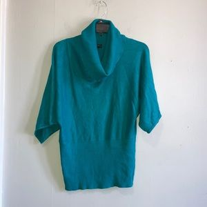 Spense Cowl Neck Knitted Top Size XL